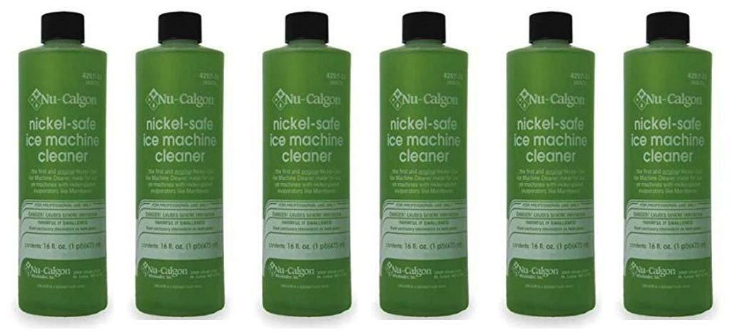 Nu Calgon Ice Machine Cleaner Nickel Safe 4287-34, 2 Pack (Вundlе оf Тhrее)