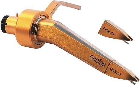 Ortofon Concorde - Cápsula para tocadiscos, color dorado: Amazon ...