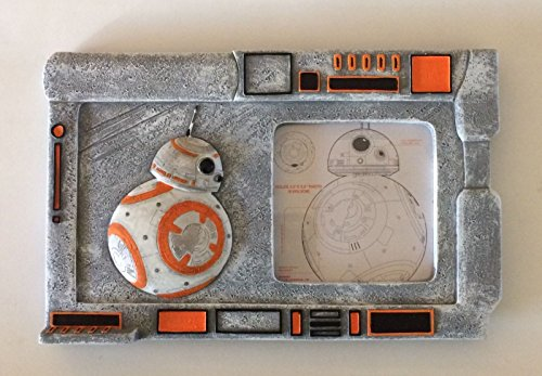 Force Photo (Star Wars The Force Awakens BB-8 Photo Frame from Disney Parks)