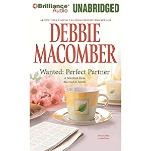 Wanted: Perfect Partner: A Selection from Married in Seattle Audiobook