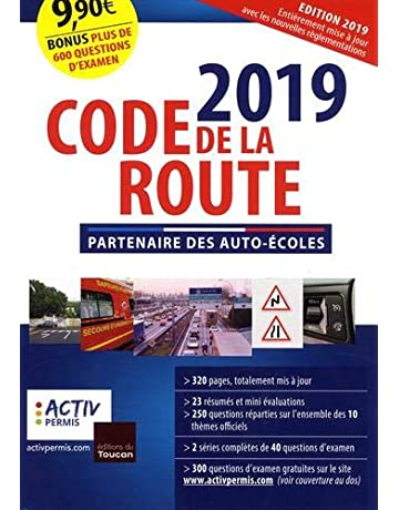 0f3230b2d1 Code de la route   Livres   Amazon.fr
