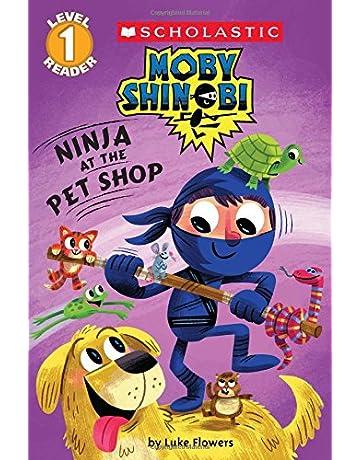 Amazon.com: Ninja at the Pet Shop (Scholastic Reader, Level ...