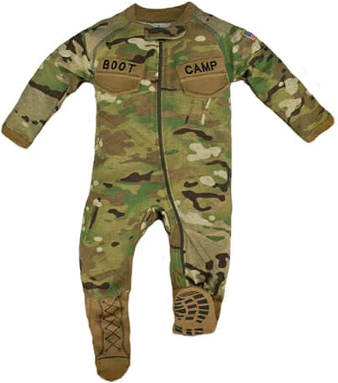 Amazon.com: TC Multicam - Cazadora para bebé con botas de ...