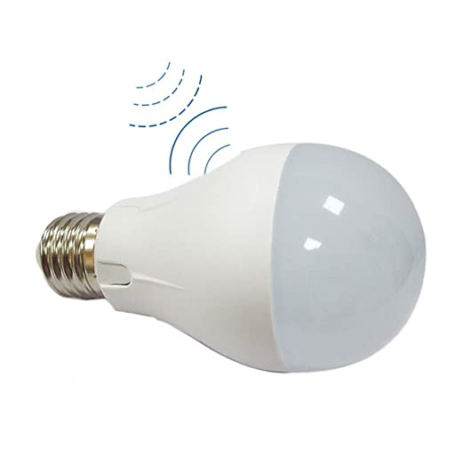 ELEDISON 2-Pack microondas Radar Sensor de movimiento luz LED ...