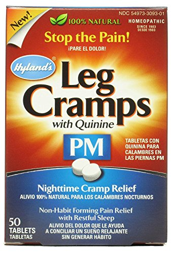 Hylands Leg Cramps Tablets Pack