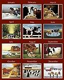 The Lang Cows Cows Cows 2011 Calendar