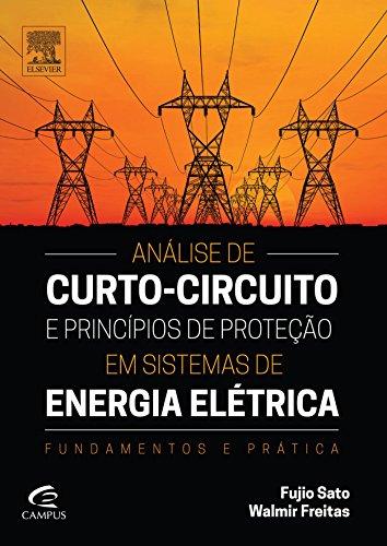 Análise curto circuito princípios proteção sistemas ebook