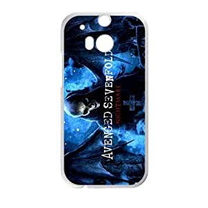 avenged sevenfold nightmare album Phone Case for HTC One M8