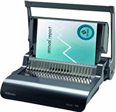 Best Binding Machines - Products by Fellowes, TruBind, SylArtDesign