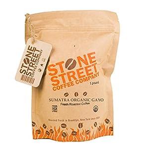 Organic Sumatra Gayo from Stone Street Coffee Company