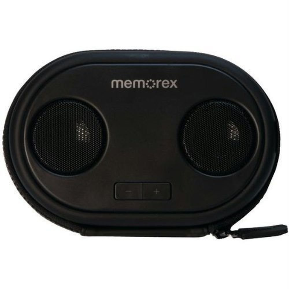 Memorex ML310BK Portable Speaker Case