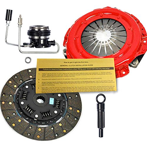 Jeep Throwout Bearing (EFT STAGE 2 CLUTCH KIT w/ SLAVE CYLINDER for 1987-1992 JEEP WRANGLER 2.5L)