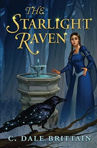 book cover of The Starlight Raven