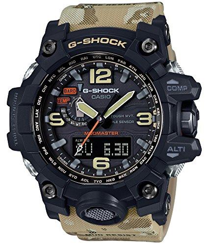 G SHOCK GWG 1000DC 1A5JF MUDMASTER Master Comouflage