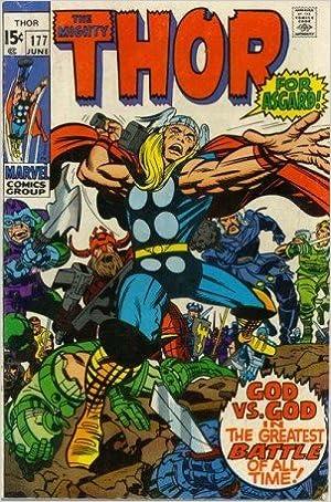 Amazon com: Thor #177