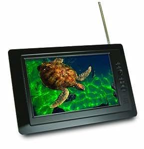 "Aiptek Picasso DVB-T II - Marco digital (17,78 cm (7""), 800 x 480 Pixeles, TFT, JPG, ISO, MPEG1, MPEG2, MPEG4, XVID, MP3) Negro"