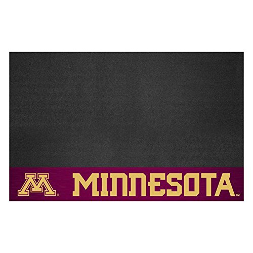 FANMATS NCAA University of Minnesota Golden Gophers Vinyl Grill Mat ()