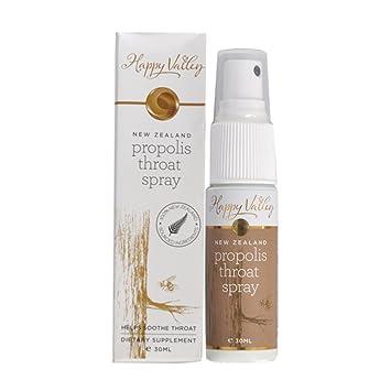 Amazon com: happy valley NZ Propolis Throat Spray 30ml