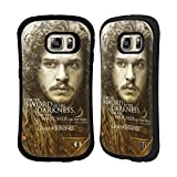 Official HBO Game Of Thrones Jon Snow Character Portraits Hybrid Case for Samsung Galaxy S6 edge+ / Plus