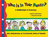 Who's in Your Family?, Susan Bowman, 1598500732