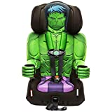 KidsEmbrace 2-in-1 Harness Booster Car Seat, Marvel Avengers...