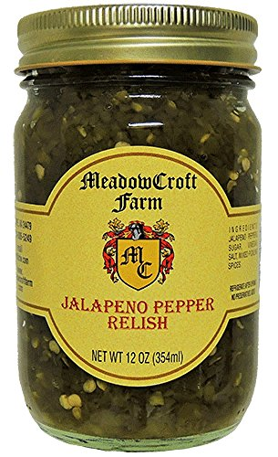 Jalapeno Pepper Relish - Jalapeno Pepper Relish