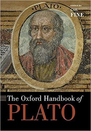 The Oxford Handbook of Plato (Oxford Handbooks): Amazon.es: Fine, Gail: Libros en idiomas extranjeros