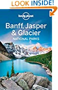 #2: Lonely Planet Banff, Jasper and Glacier National Parks (Travel Guide)