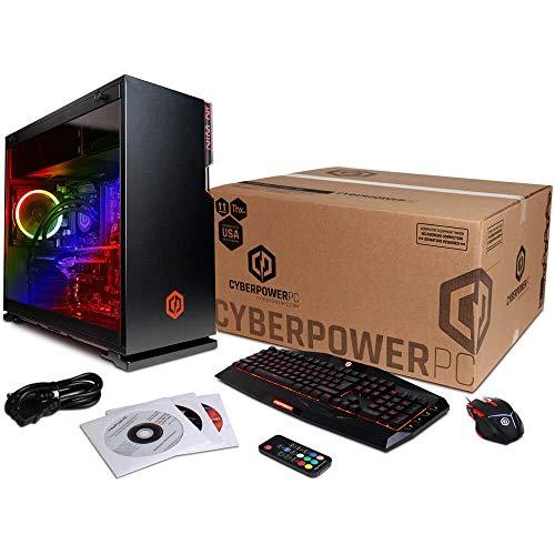 CYBERPOWERPC BattleBox Essential GLC5000CPG Gaming PC (Intel