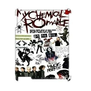 LSQDIY(R) My Chemical Romance iPad2,3,4 Custom 3D Case, High-quality iPad2,3,4 3D Case My Chemical Romance