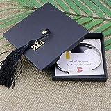 Joycuff Graduation Gift Grade Bracelet Mantra Cuff