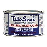Tite Seal T2566 Medium Weight Sealing Compound - 1 lb.