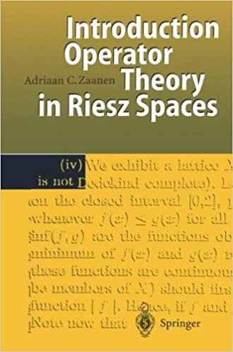 Book Introduction to Operator Theory in Riesz Spaces