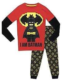 Lego Batman Boys Lego Batman Pajamas