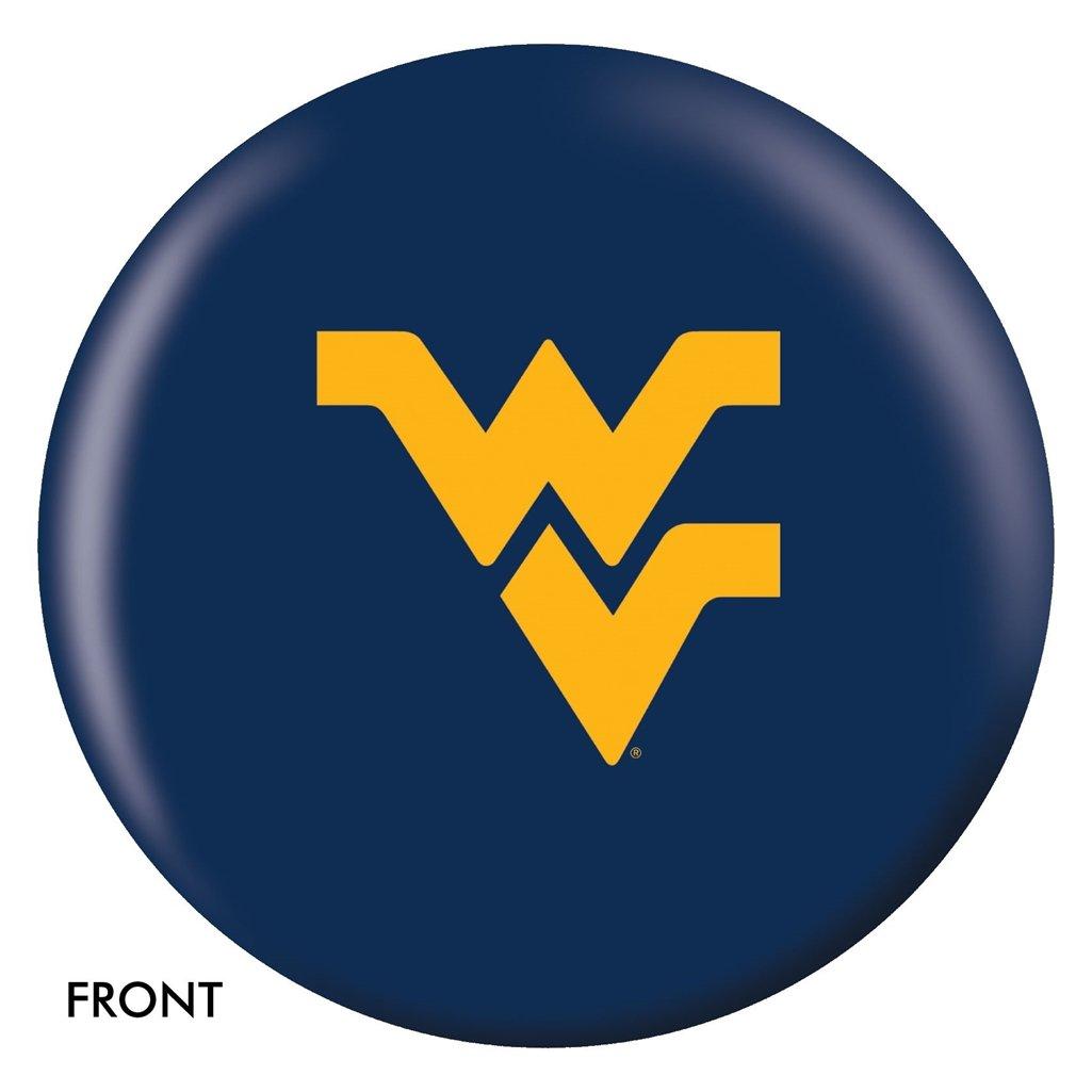 激安直営店 West 16lbs Virginia Virginia Mountaineers大学ボーリングボール West 16lbs B01DTFAFI4, KAMIEN:40be8fea --- ciadaterra.com