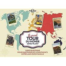 Coffret - Le grand tour du monde Lonely Planet: 1 000 questions pour parcourir les 5 continents...
