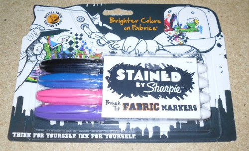Sharpie STAINED Permanent Assorted 1835558 product image
