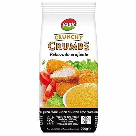 Esgir sin glutine Croccante 200 g Migas (Paquete de 6 ...
