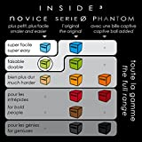 Regular NoVICE Labyrinth Cube (INSIDE3) Level : 3 out of 12