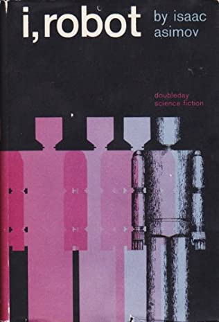 book cover of I, Robot
