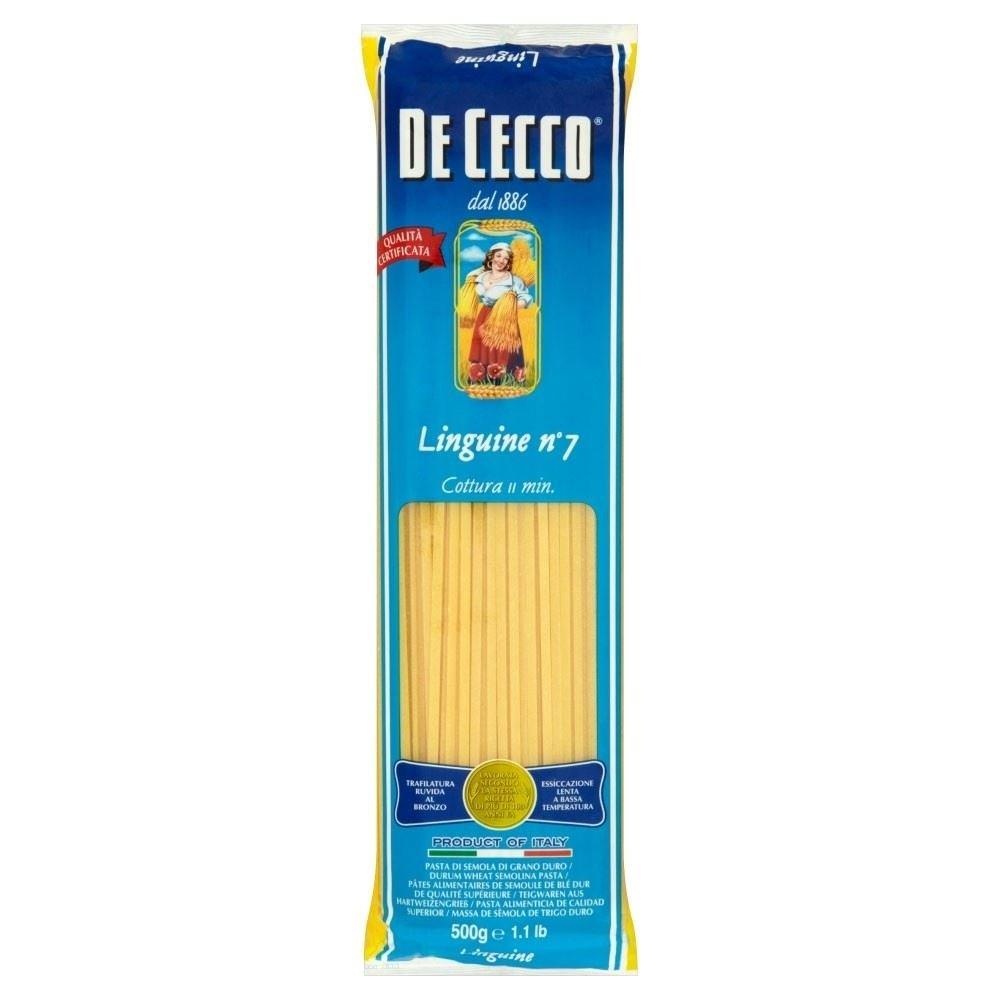 De Cecco Linguine (500g) - Pack of 6 by De Cecco