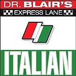 Dr. Blair's Express Lane Italian | Robert Blair