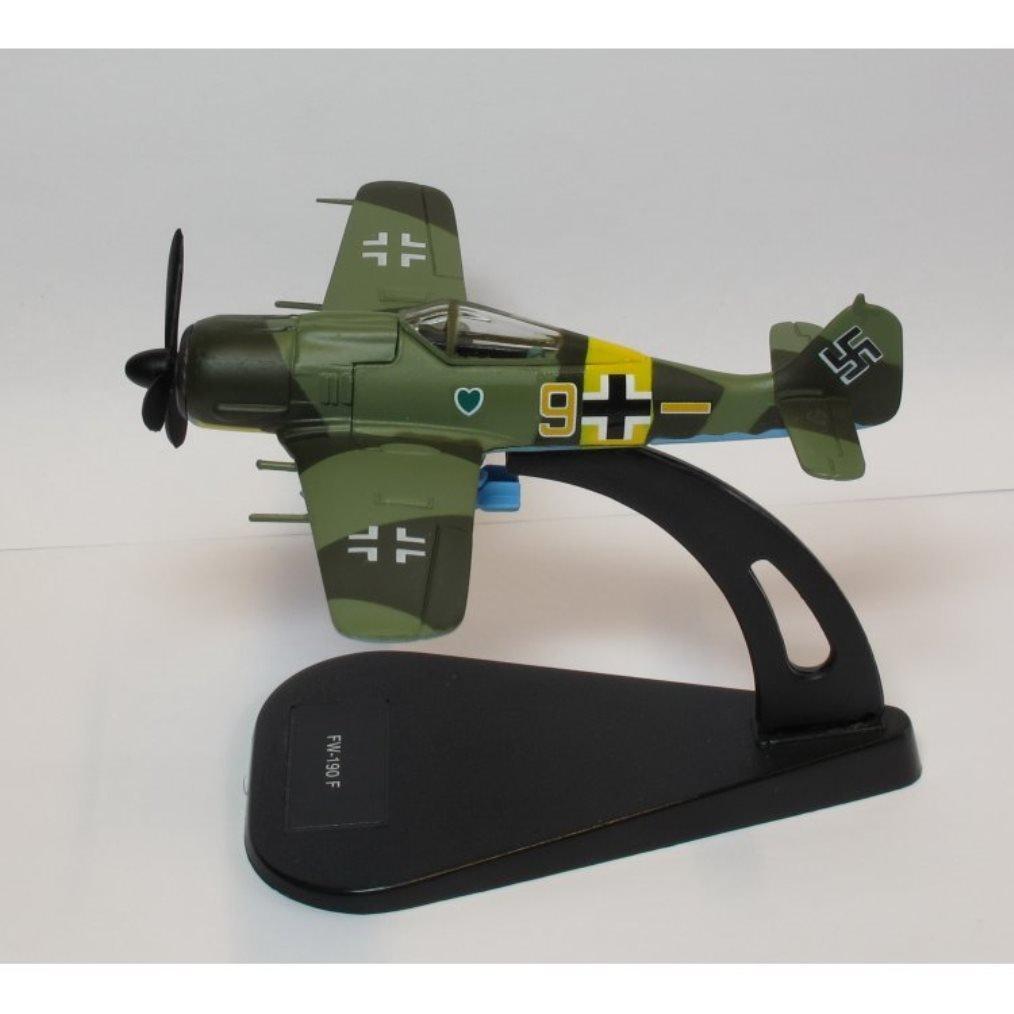 Avión 2ª Guerra Mundial Coleccionismo Mod. AG-P006 FW-190F ...