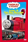 James and the Red Balloon (Thomas & Friends Series) by Starz / Anchor Bay