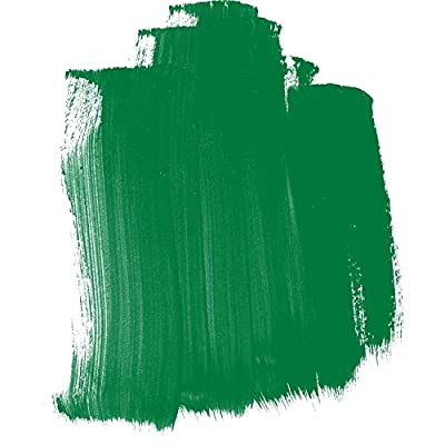Golden High Flow Acrylic Paint, 16 Ounce, Permanent Green Light