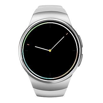 JSGJSH Pulsera Inteligente KW18 Smart Watch Soporte ...