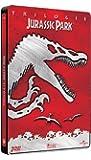 Jurassic Park Trilogie [Pack Collector boîtier SteelBook]