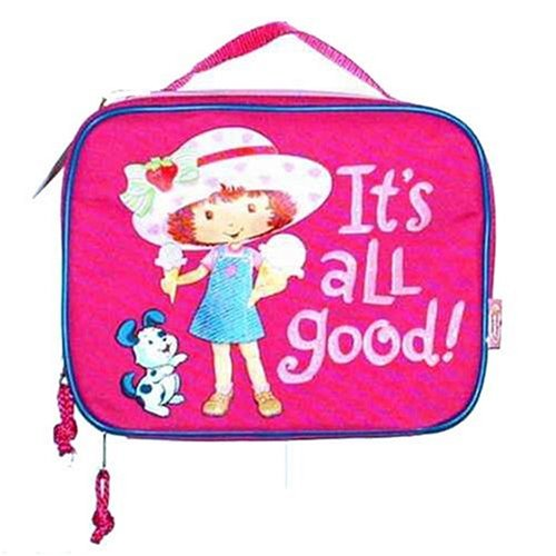 Strawberry Shortcake Lunchbox It's All Good Insulated Softside Lunch Bag