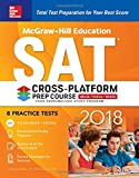 img - for McGraw-Hill Education SAT 2018 Cross-Platform Prep Course book / textbook / text book