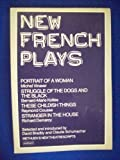 New French Plays, David Bradby, Claude Schumacher, 0413194000